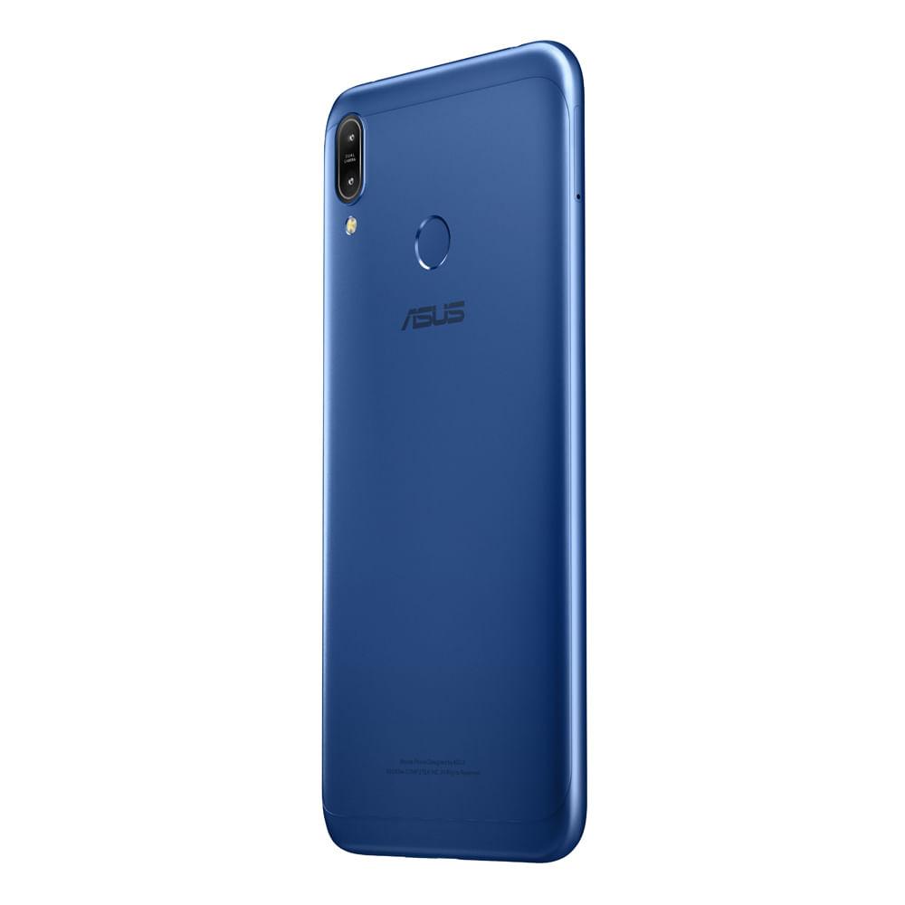 "Celular asus zenfone max m2  32gb 6 3"" azul"
