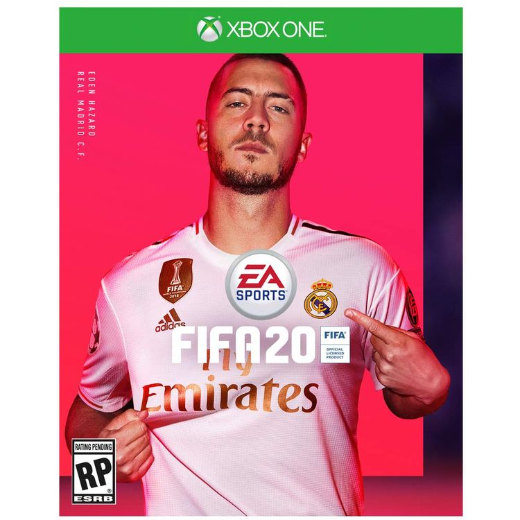 Video Juego Fifa 20  Xbox One