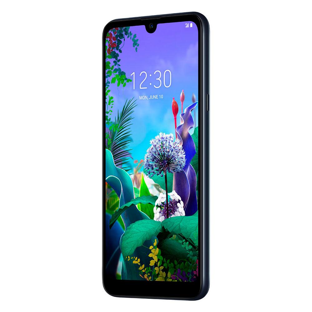 """celular lg q60 pantalla 6.26""""64 gb negro"""