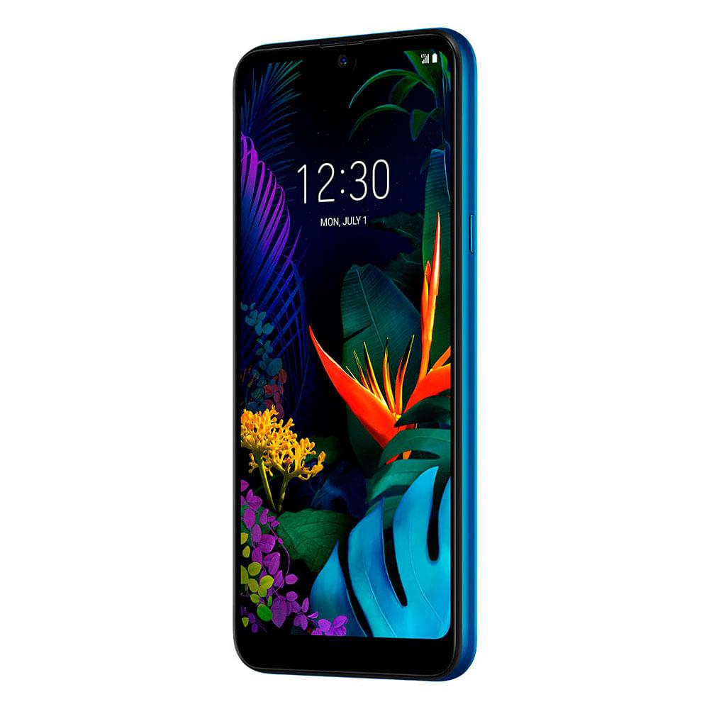 "celular lg k50 pantalla 6.2""32 gb azul"