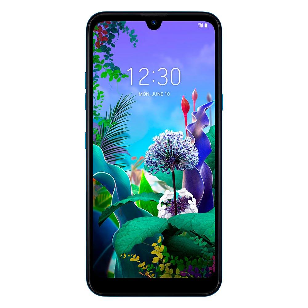 "celular lg q60 pantalla 6.26""64 gb azul"