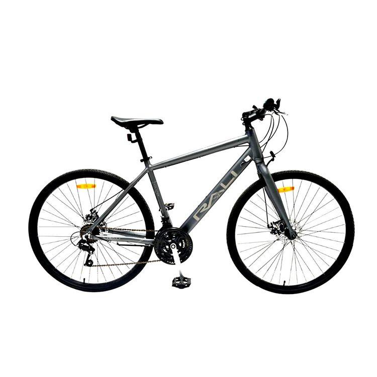 Bicicleta Rali Eclipse 700 Gris
