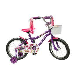 Bicicleta Aro 16 Girly Licious Opaltech