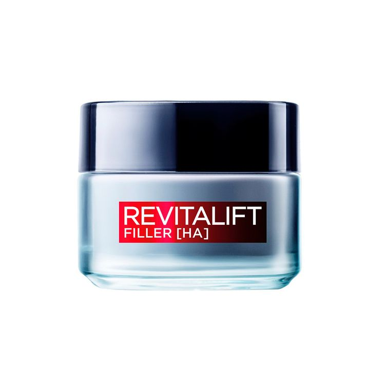 Crema L'Oréal Paris Revitalift Filler-Ha Voluminizadora Anti-Edad Día 50 Ml