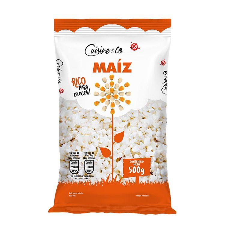 Maiz blanco trillado Cuisine & Co x 500g