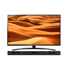 Combo Televisor LG 55