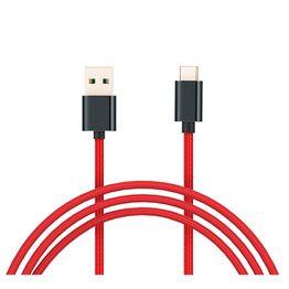 Cable-tipo-C-Xiaomi-rojo
