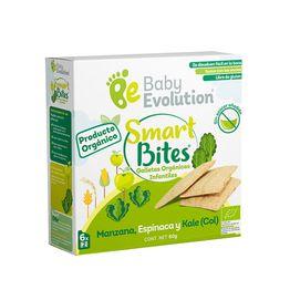 Galleta-Baby-evolution-organica-manzana-espinaca-col-x-6-und-x-60g