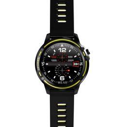 Smartband-L8-Podometro-Resistencia-IP68-Verde