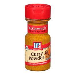 Curry-Mccormick-Polvo-x-64g