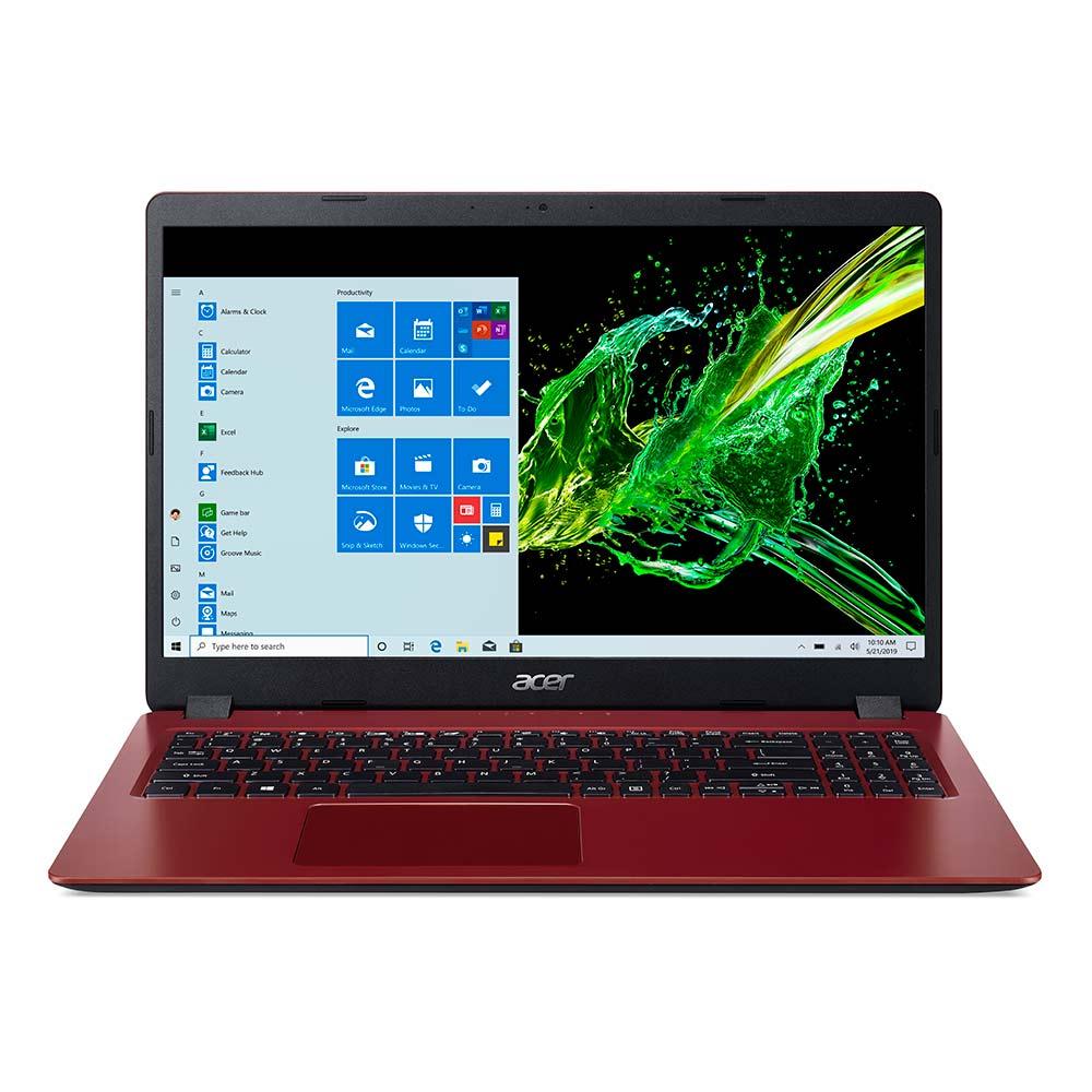 Portatil Acer A315-56-33M9 Ci3 4GB 256GB ssd 15.6