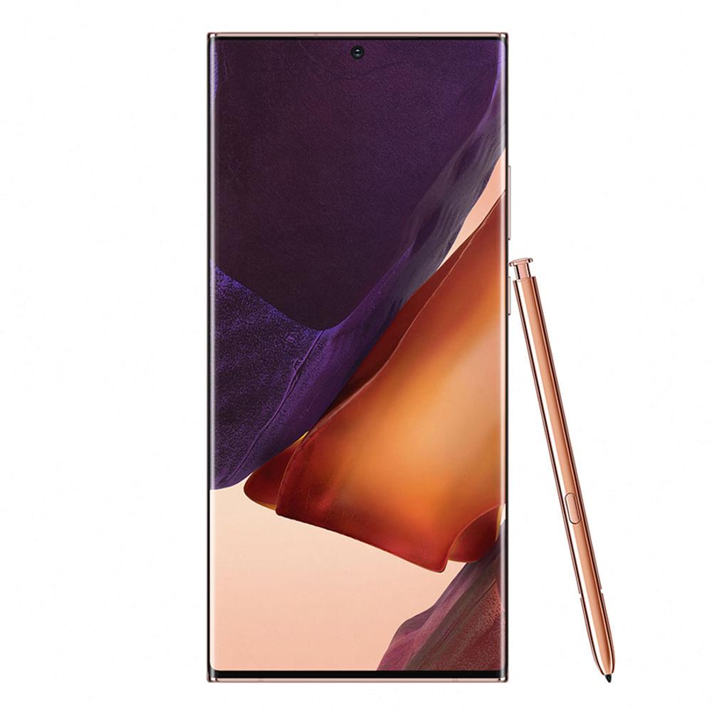 Celular Samsung Galaxy Note 20 Ultra Brown