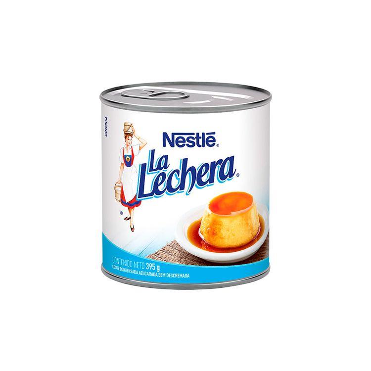 Leche Condensada La Lechera Lata X395 G Jumbo Colombia