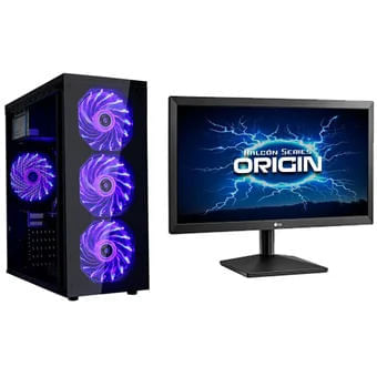 computador gamer halcón evolved core i5 9h