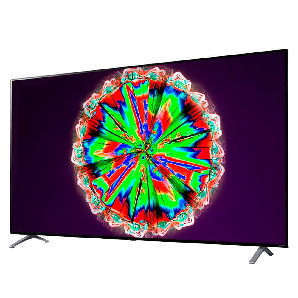 """televisor lg 55"""" nanocell led uhd 4k plano 55nano79dna negro"""