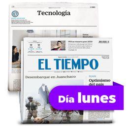 Periodico-El-Tiempo-Lunes