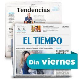 Periodico-El-Tiempo-Viernes