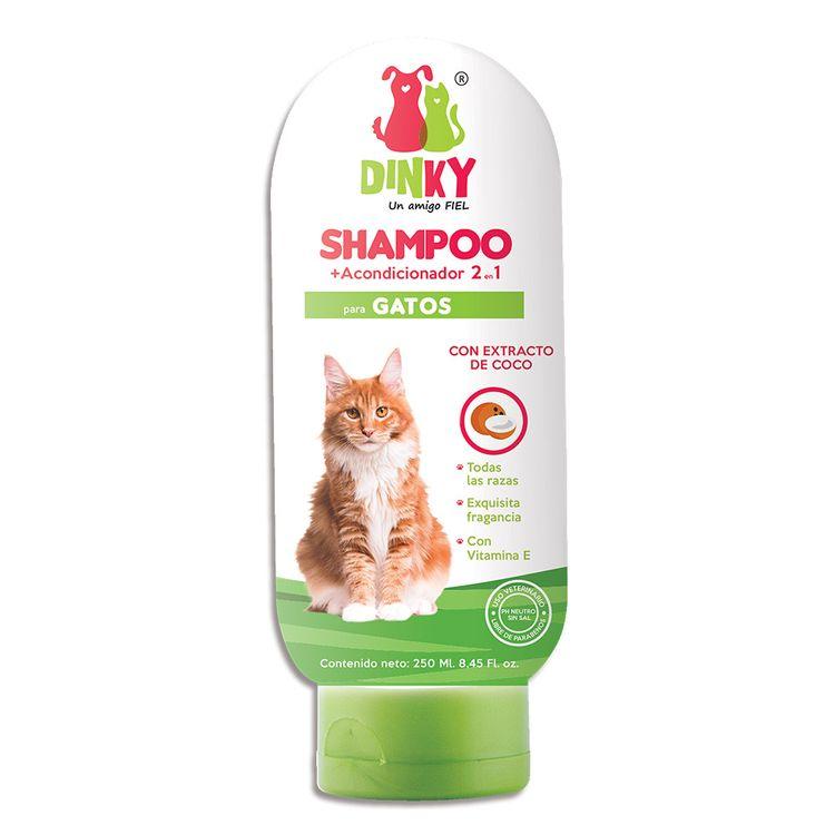7709990116250---Shampoo-2en1-DINKY-gato-x250-ml