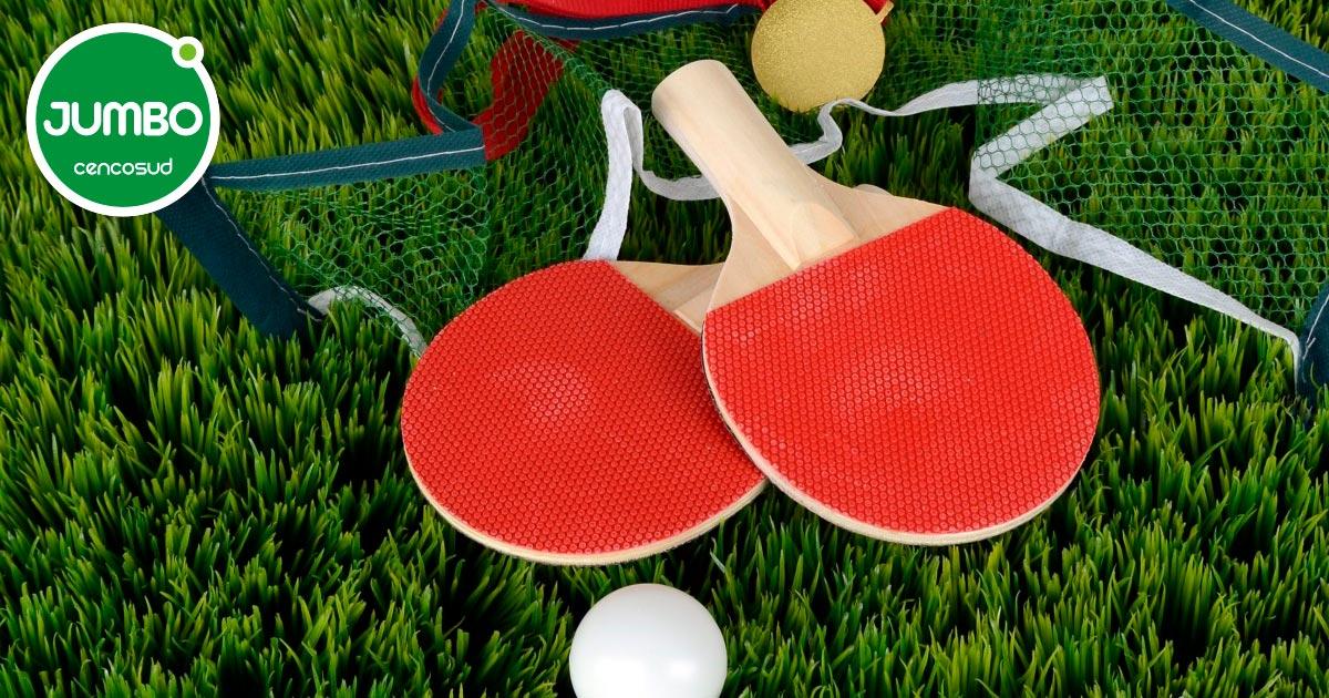 f0d6a8097 Raquetas y Pelotas de Ping Pong