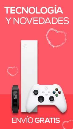 Tecnología y novedades para regalar en Amor y Amistad