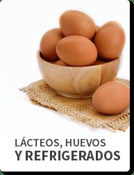 Supermercado - Lácteos y Huevos